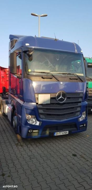 Mercedes-Benz Actros 1845 Lsnrl - Garantie Internationala 12 Luni - 2