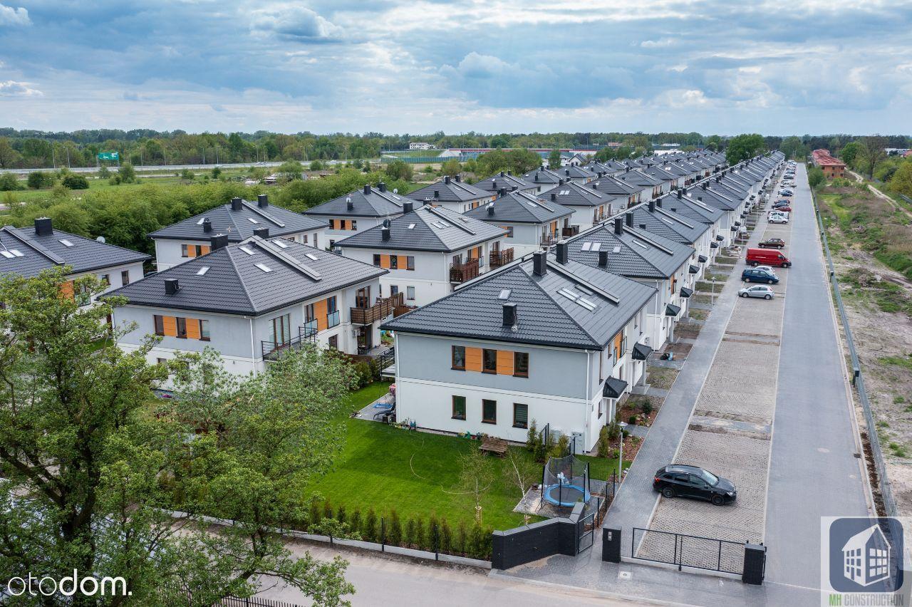 OGRODY TAWUŁKOWA 75 m2 + ogródek 100 - 438m2