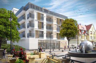 Apartament w Inwestycji Apartamenty Kormoran