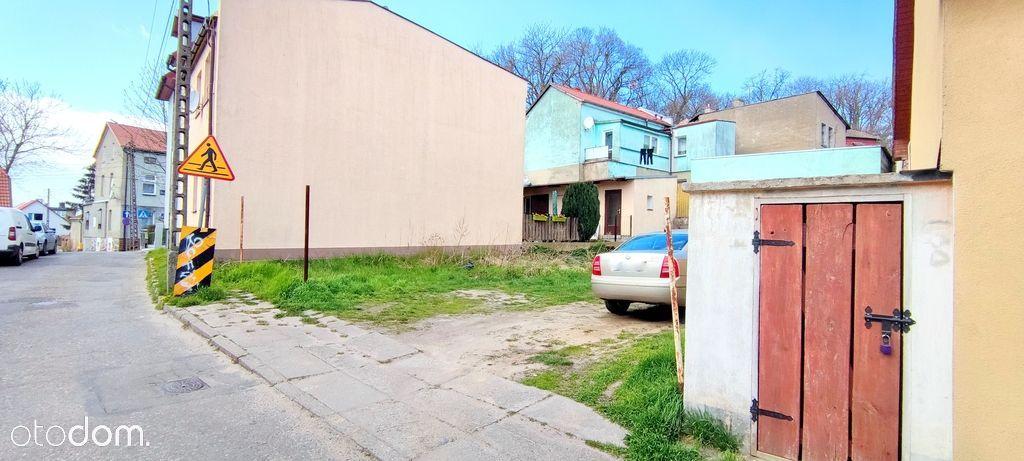 Działka pod zabudowę mieszkalno-usługową