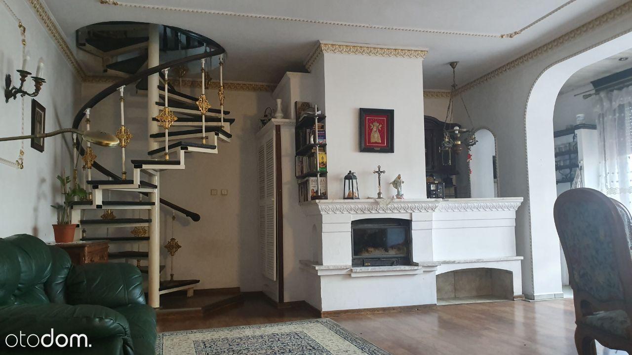 Mieszkanie 4pokoje,3-poziomowe,2wejścia,ogród 400m