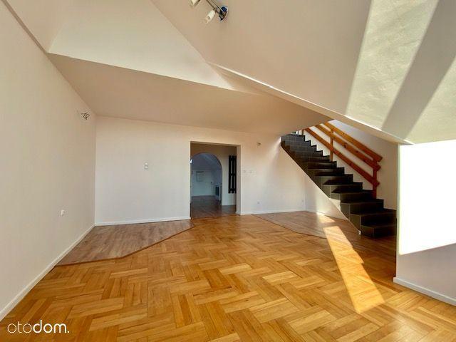 4-pokojowe, dwupoziomowe, jasne mieszkanie
