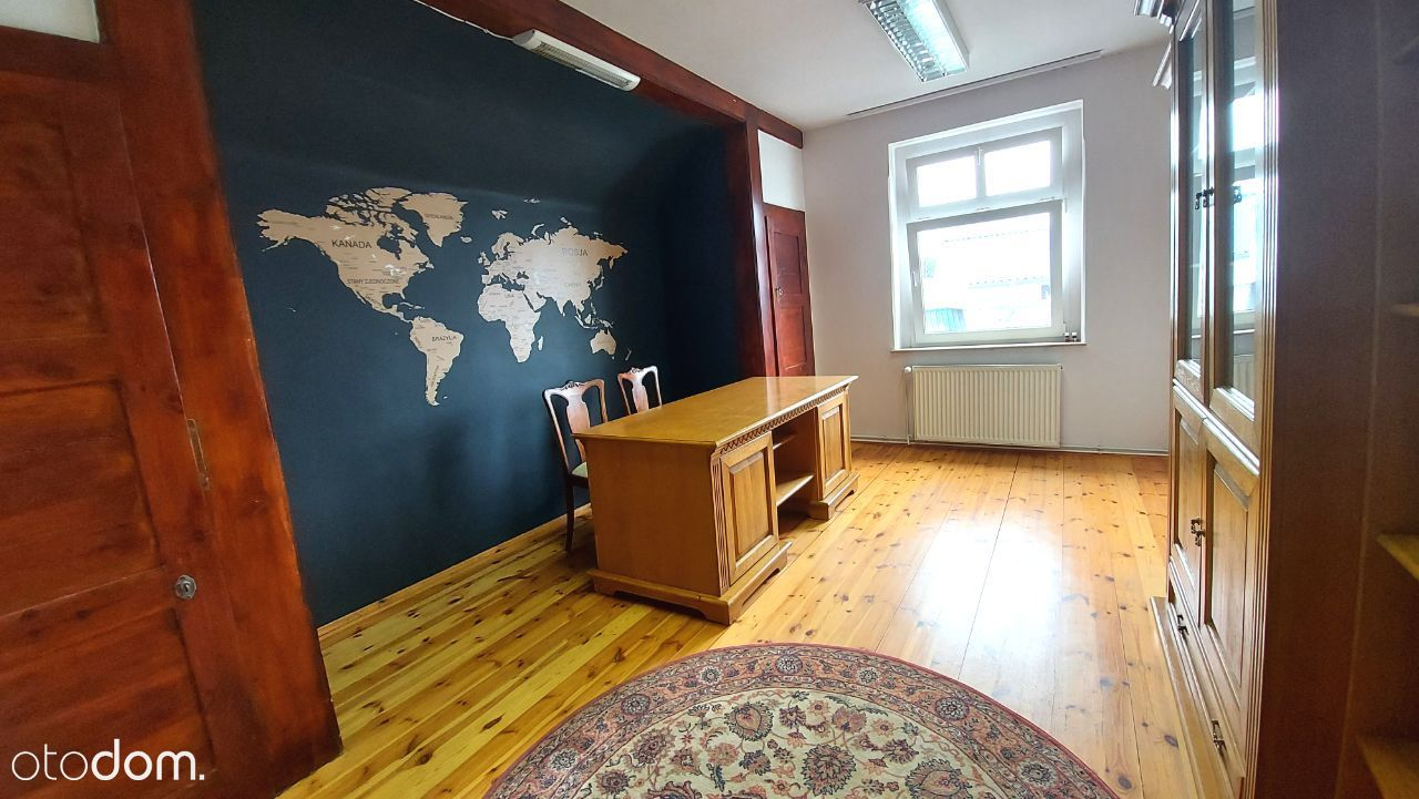 biuro 20m2 centrum umeblowane Bolesławiec
