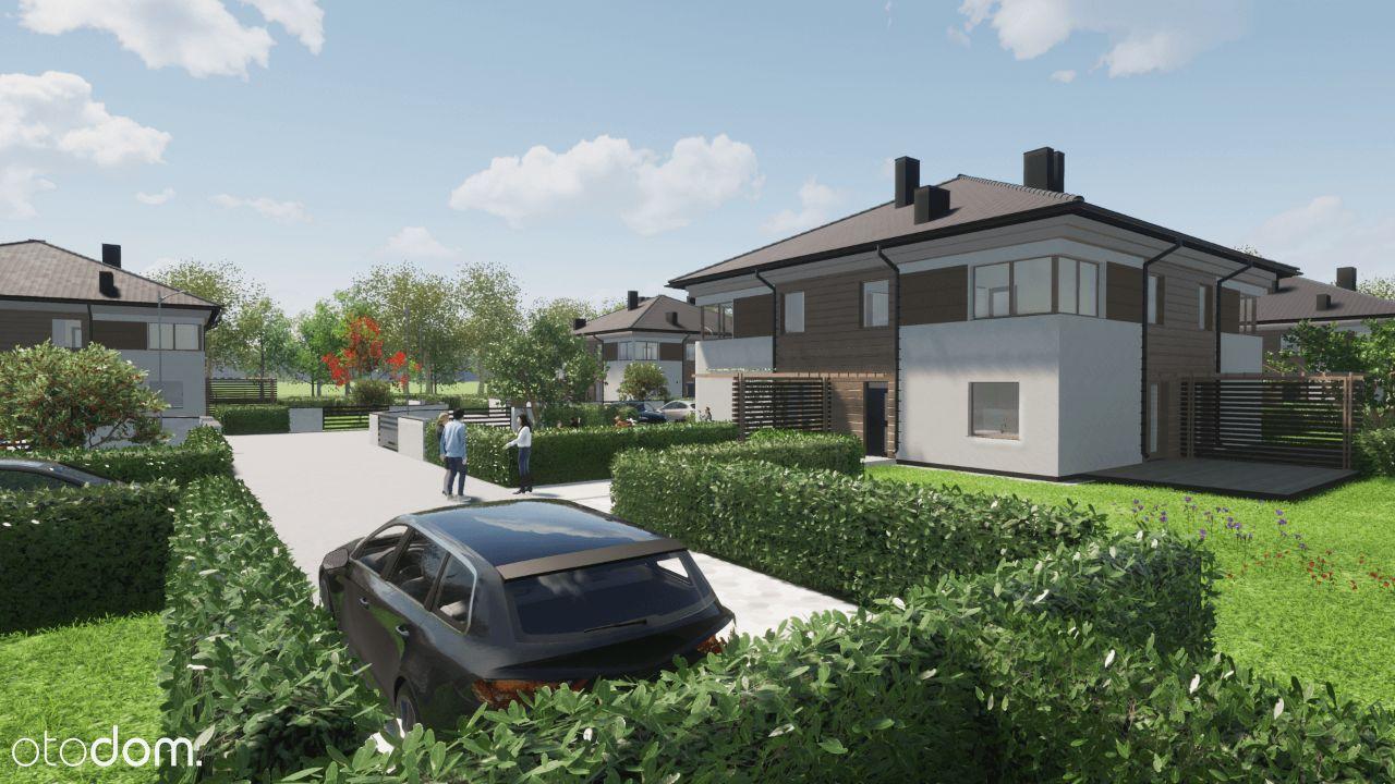 Apartament 82m 4 pokoje Rzgów PTAK Apartments