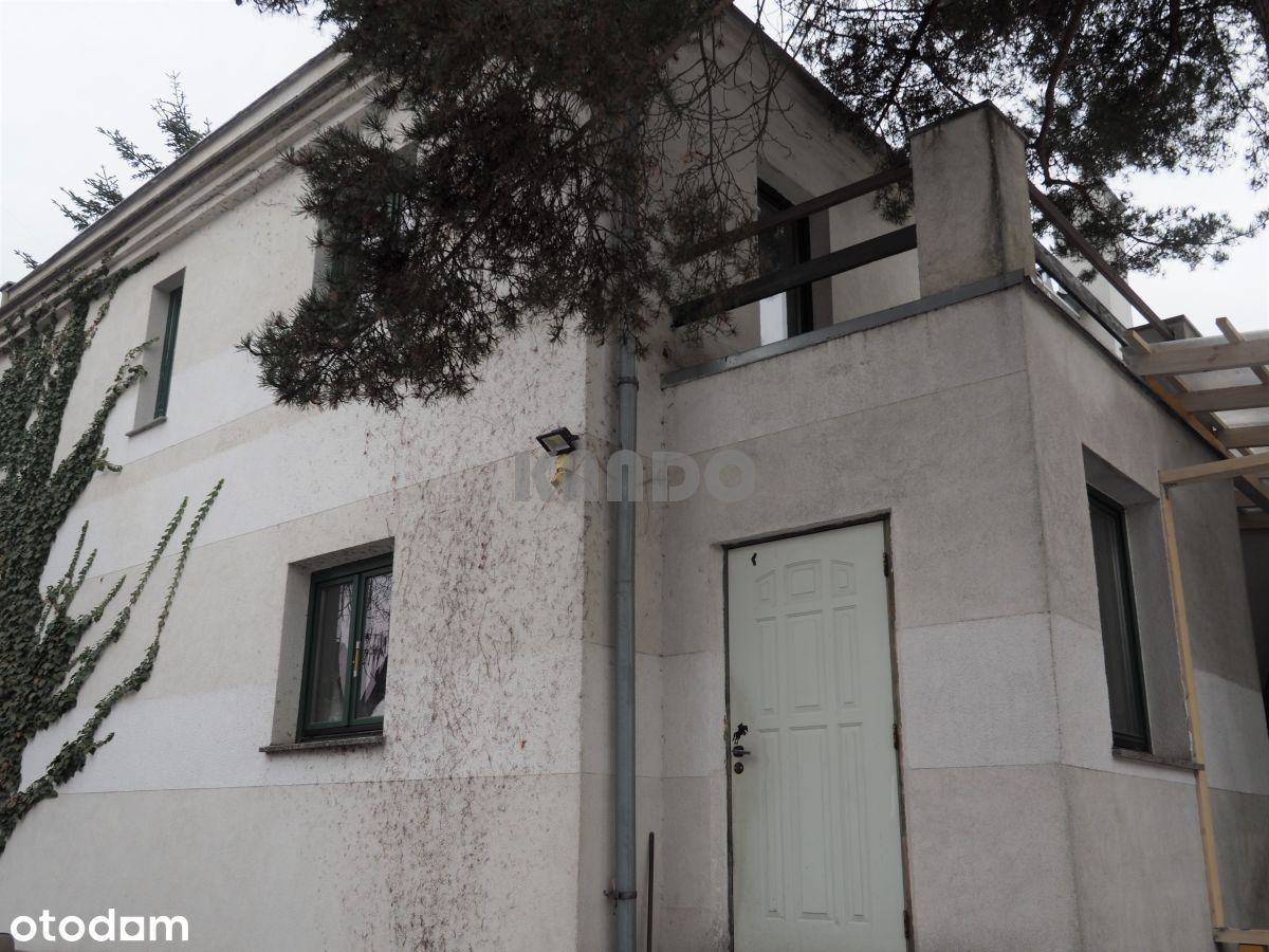Dom w zabudowie bliźniaczej na Grabiszynie