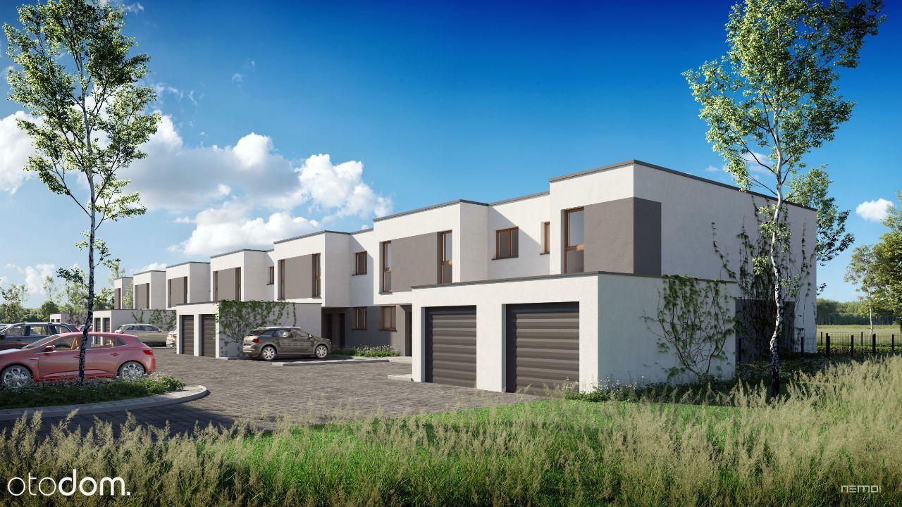 Nowe mieszkanie 2/3 pokoje z ogródkiem + GARAŻ