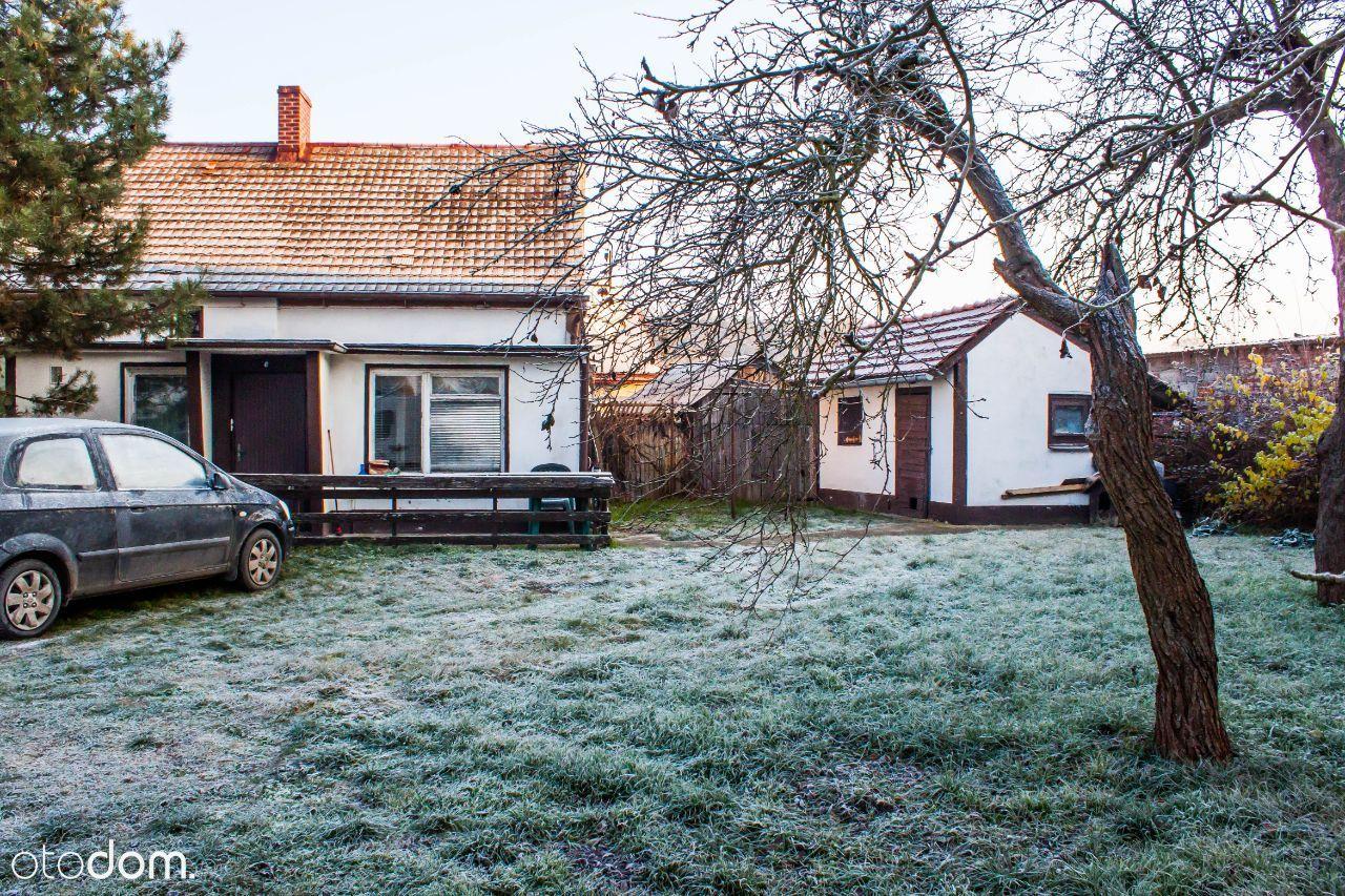 Połowa domu w Janikowie