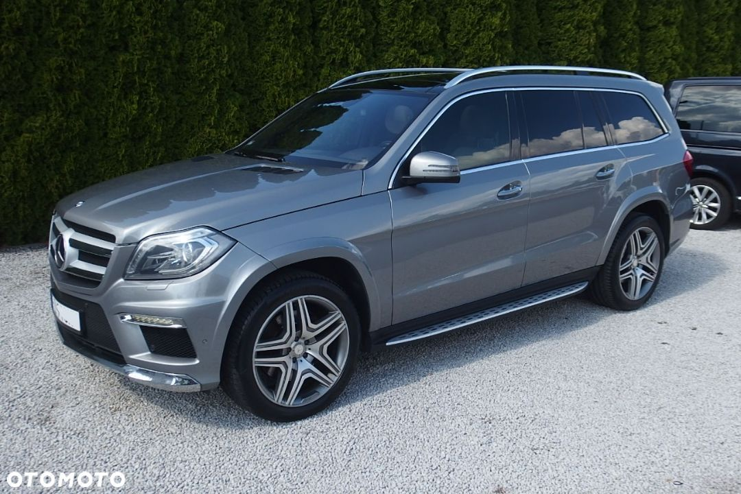 Mercedes-Benz GL 350 AMG Sportpaket Airmatic Panorama Dach DISTRONIC Night Vision - 1