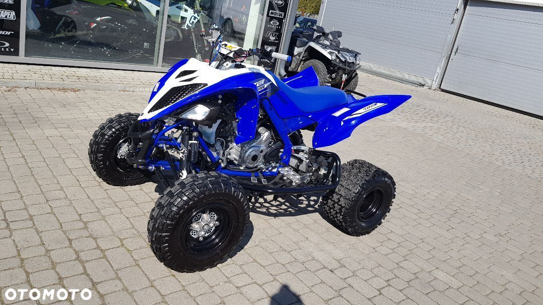Yamaha YFM Raptor 700 FOX LSracing - 1