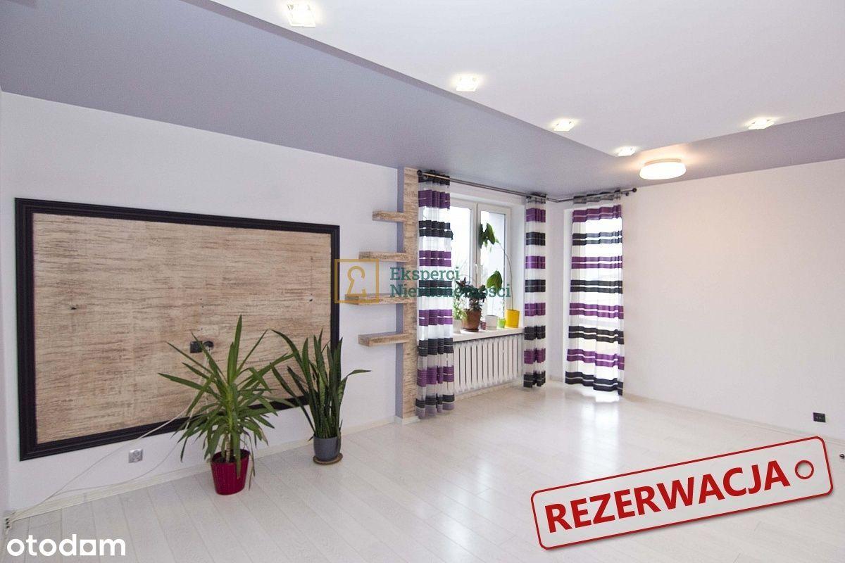 Mieszkanie 71m2, 1 piętro, 3 pokoje, 2 balkony