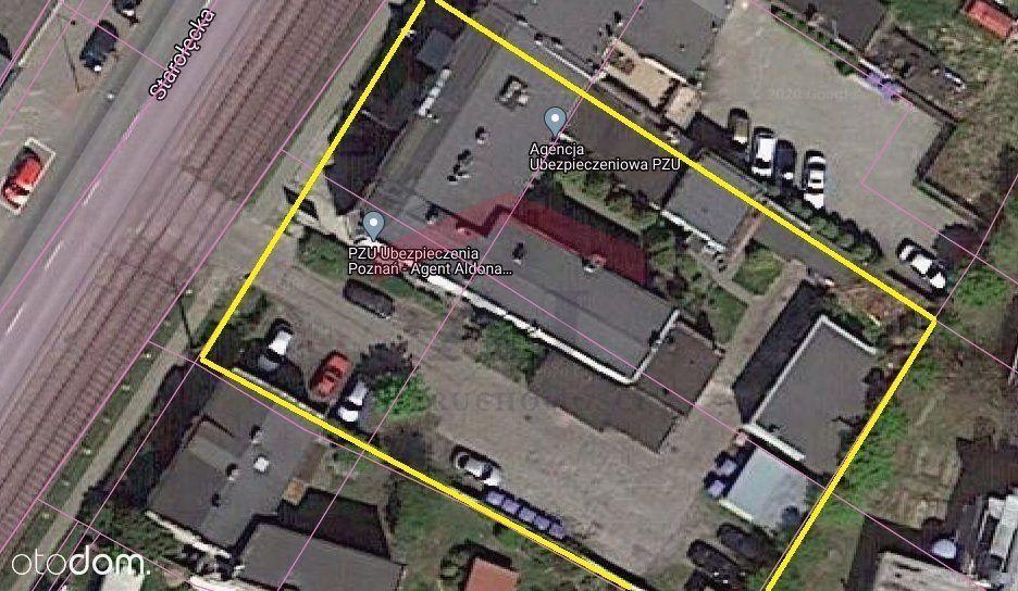 3 lokale użytkowe+19 mieszkań+możliwość rozbudowy