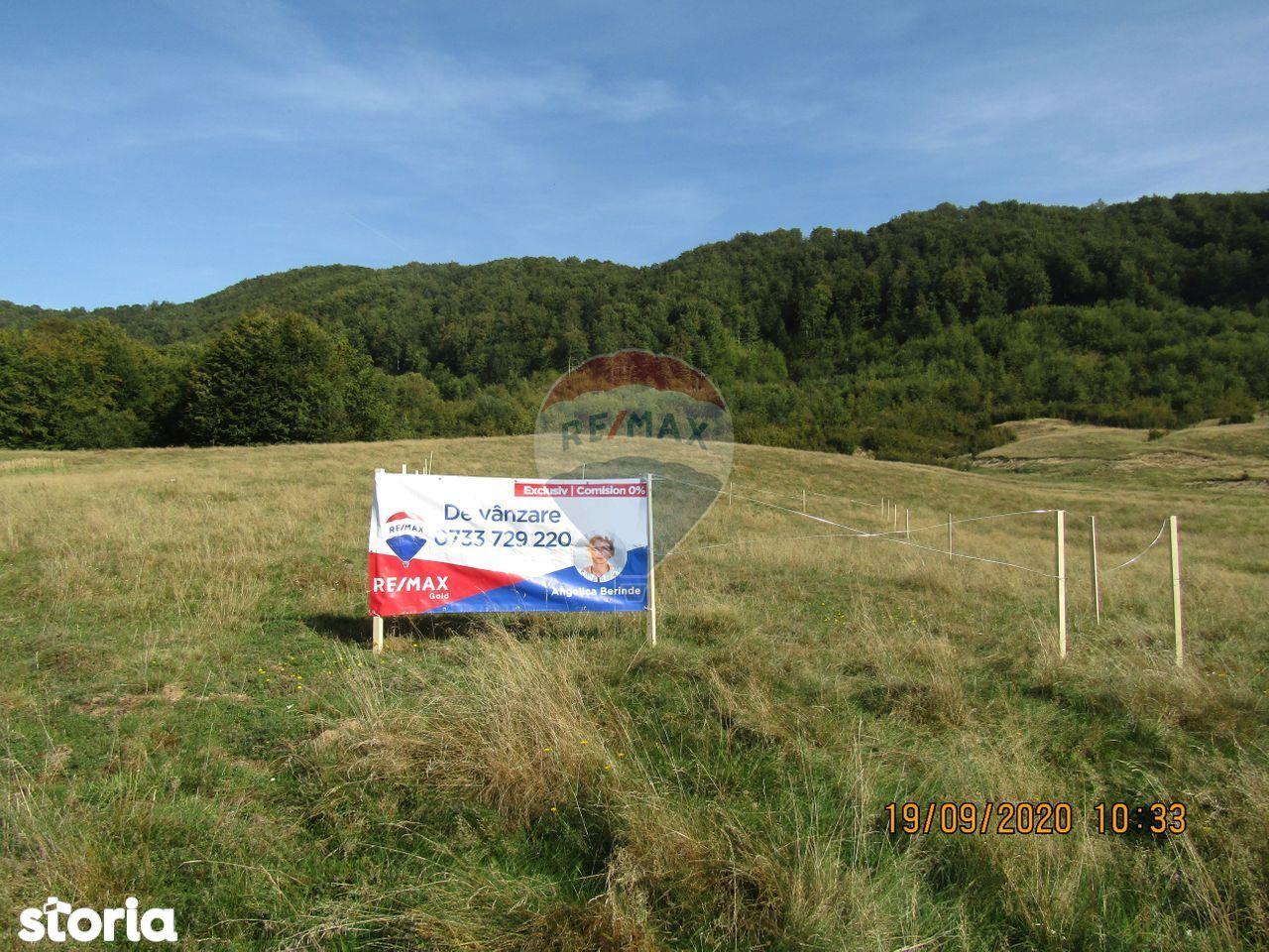 Teren de vanzare  Zona Turistica Luna Ses-Negresti-Oas