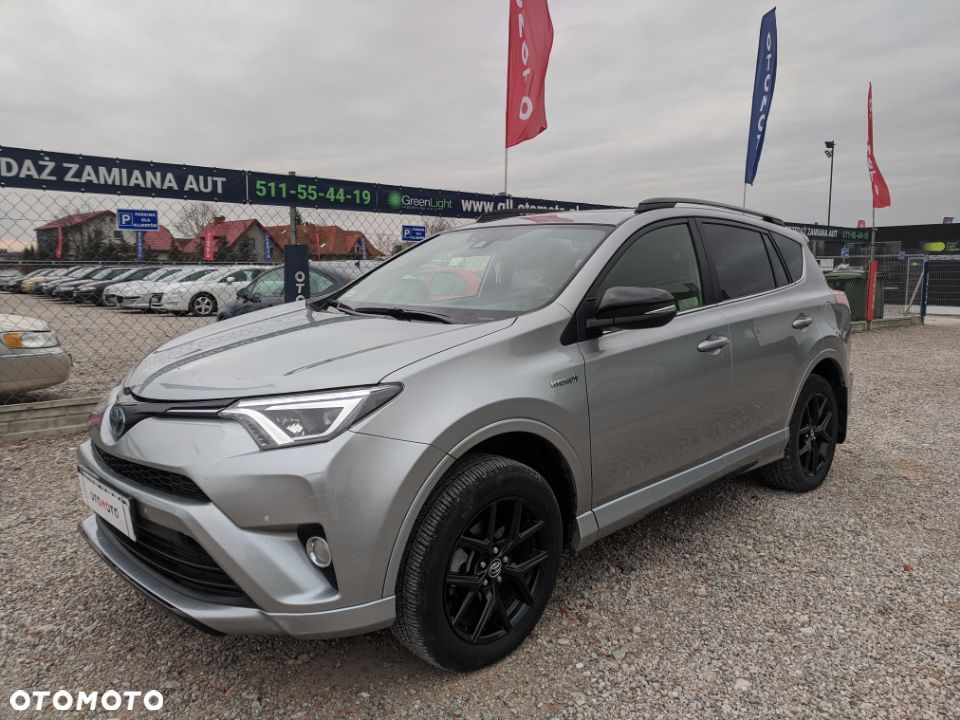 Toyota RAV4 2.5 Benzyna,HYBRYDA,Automat,Selection,Wwa,KOMIS GREEN LIGHT - 1
