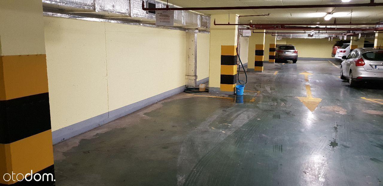 CENTRUM, Żelazna 59 miejsce w garażu podziemnym