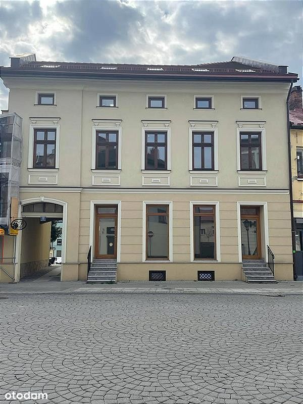 Lokal użytkowy - Mały Rynek