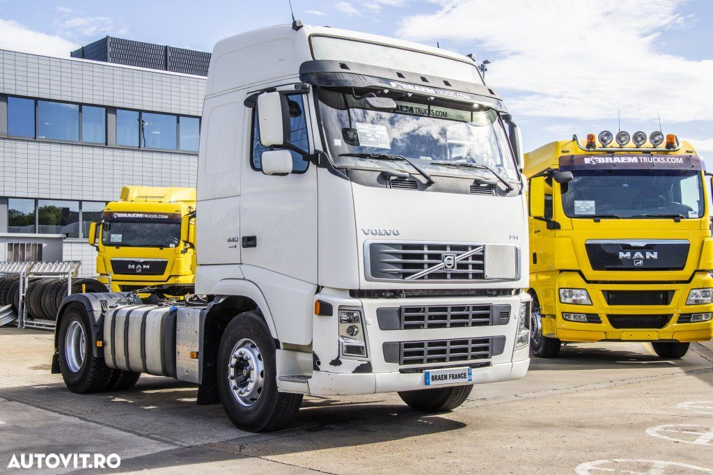 Volvo FH 440+ INTARDER + KIPHYDR. - 2
