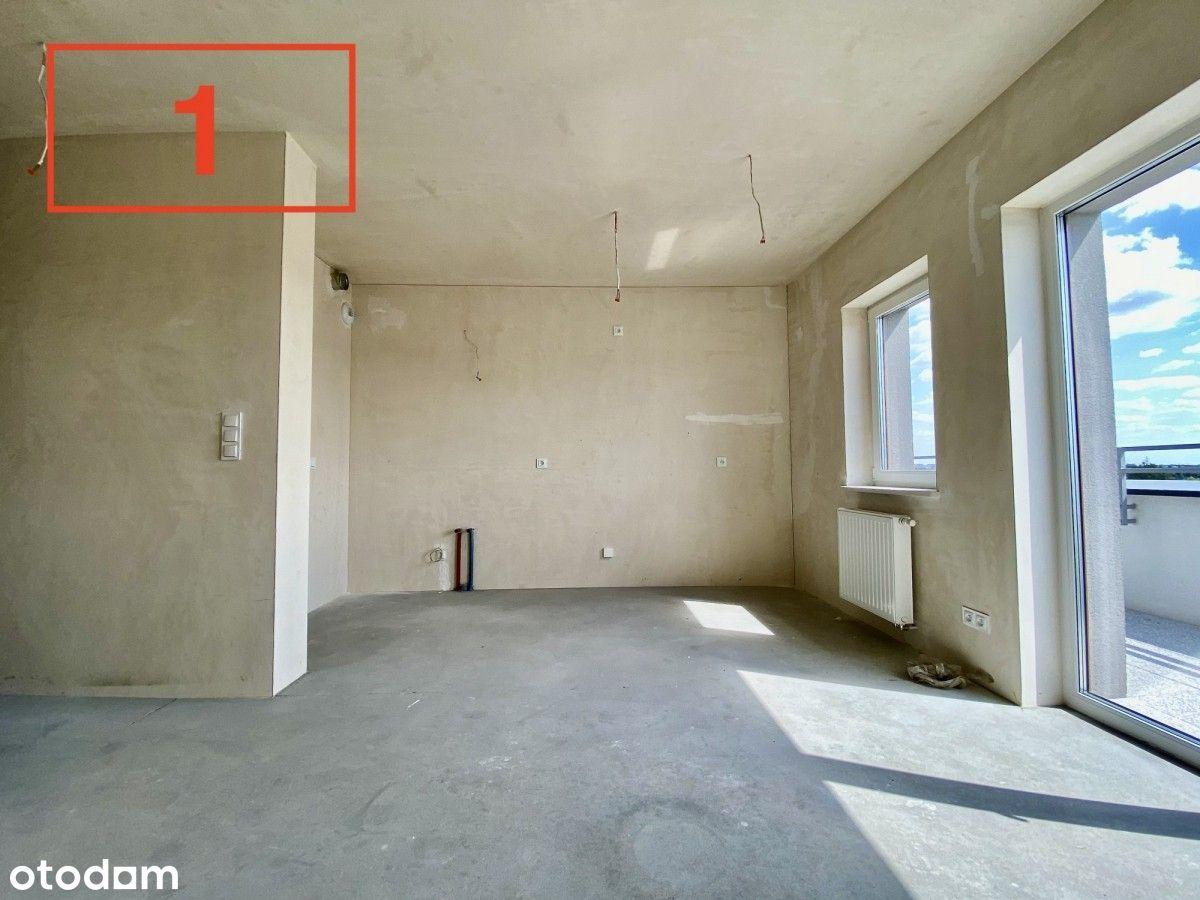 6 pokojowe mieszkanie od ręki, Ogrody