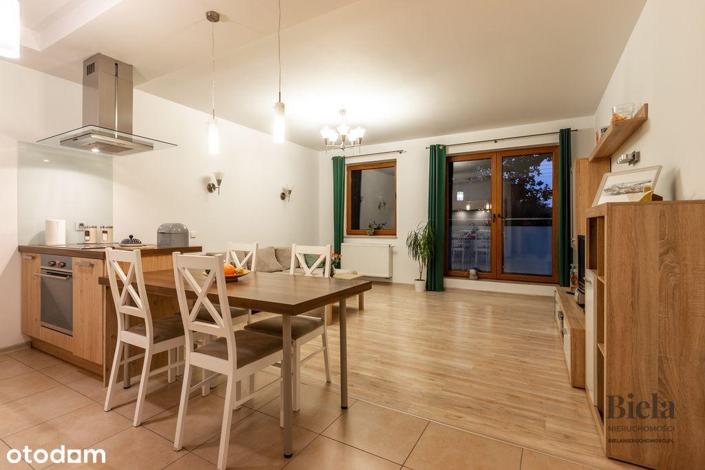 Mieszkanie 2 pok 58,69 m2 z balkonem - Potokowa