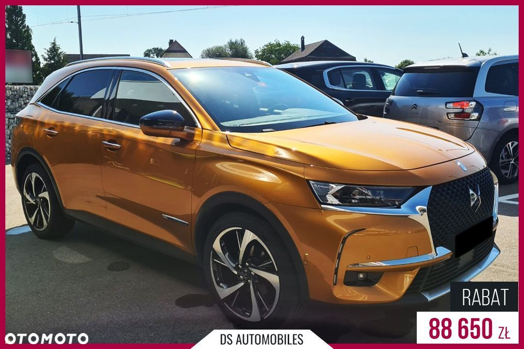DS Automobiles DS 7 Crossback 1.6 PureTech 225KM EAT8 'GRAND CHIC'+Skóra+Masaż+Felgi 20+Audio Focal - 2