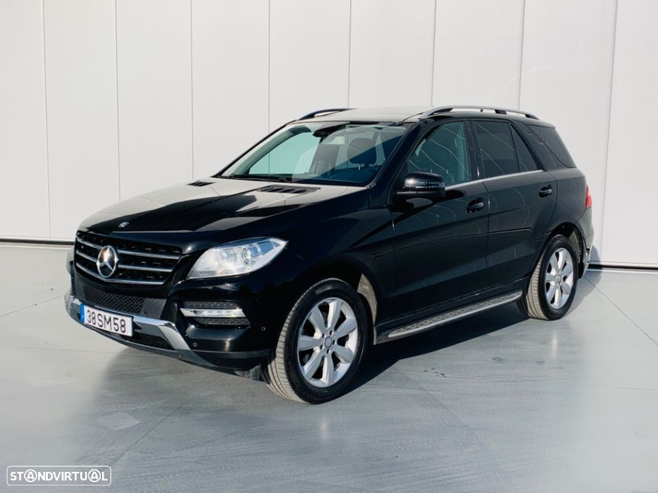 Mercedes-Benz ML 350 CDI BLUETEC - 1