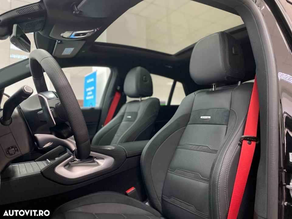 Mercedes-Benz GLE Coupe AMG - 29