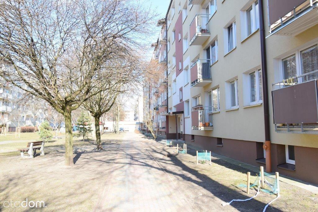 Piastowska 48m2 3pokoje, 3piętro.