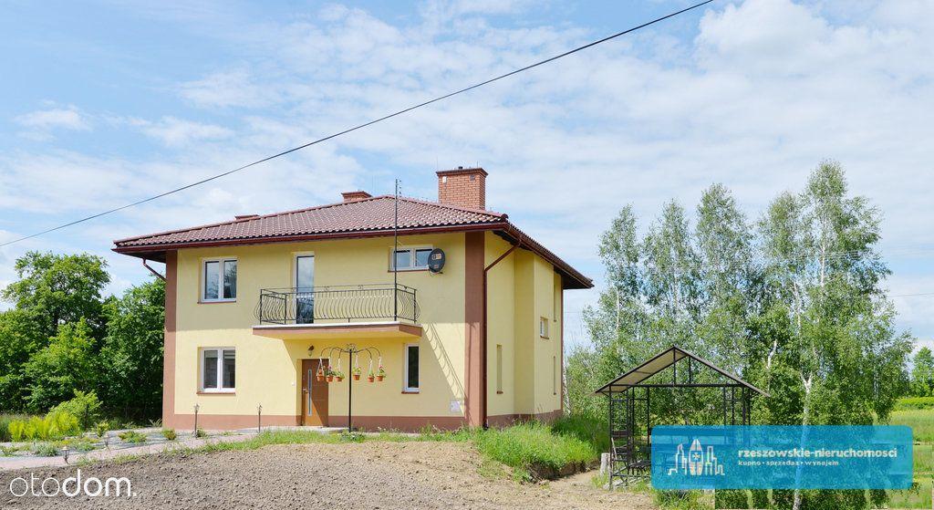 Do sprzedania nowy dom wolnostojący 170m2