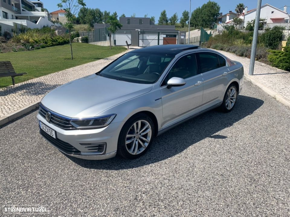 VW Passat 1.4 TSI GTE Plug-in Highline - 1
