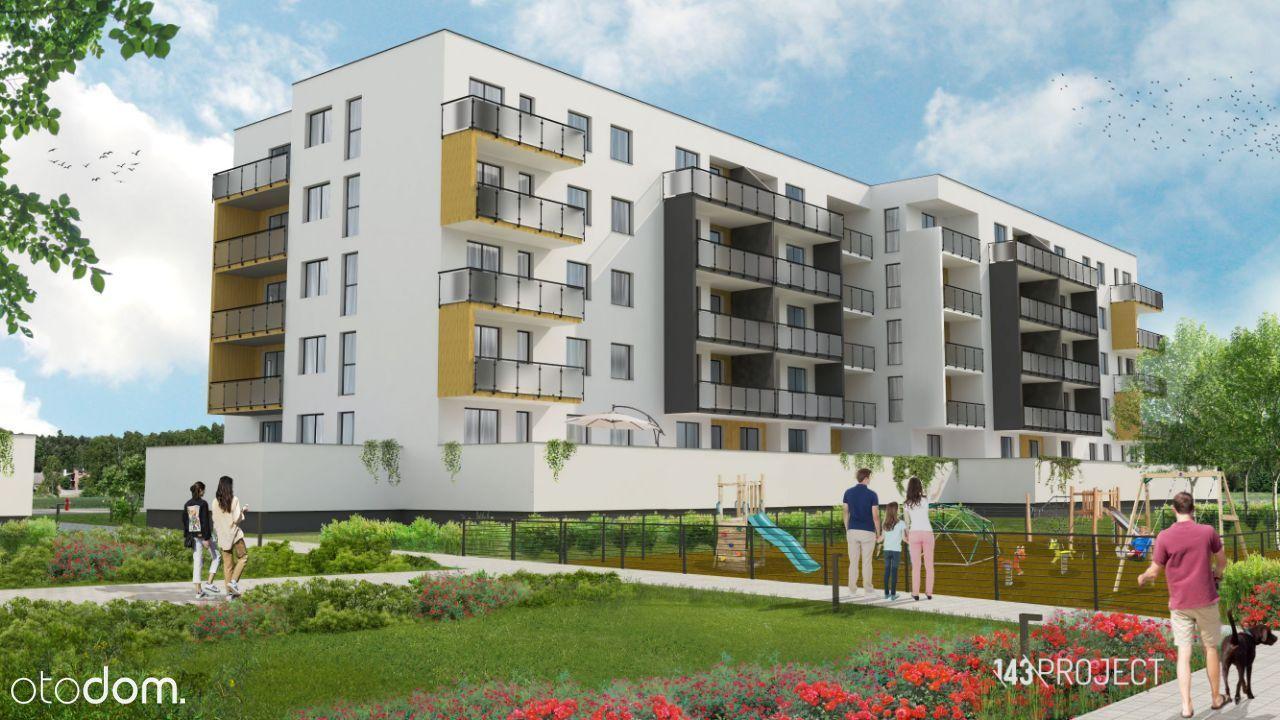 Nowe mieszkanie, 2-pokojowe, ul. Staroszkolna