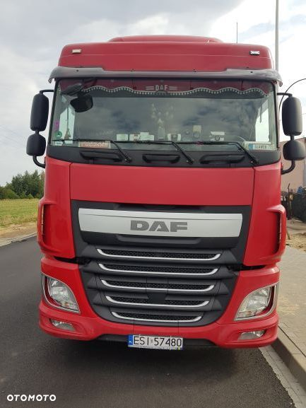 DAF XF 106 460 FT SPACE CAB LOW DECK/MEGA ATE  DAF XF 106 460 FT SPACE CAB LOW DECK/MEGA Bardzo dobry stan ! - 1
