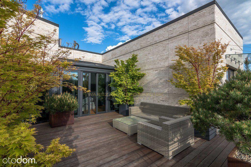 Penthouse na Mokotowie 180 m2 + 100 m2 tarasu
