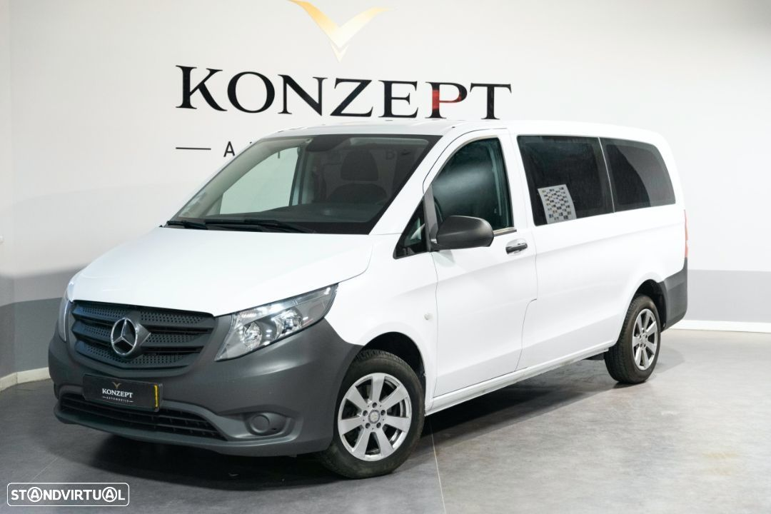 Mercedes-Benz Vito Tourer - 32