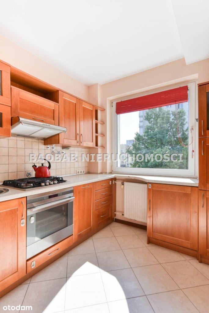Mieszkanie, 52 m², Warszawa