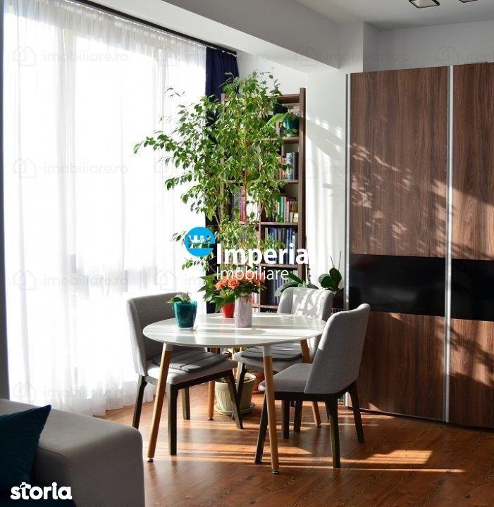 Apartament doua camere, model dec, bloc nou 2017, Frumoasa-Cetatuia