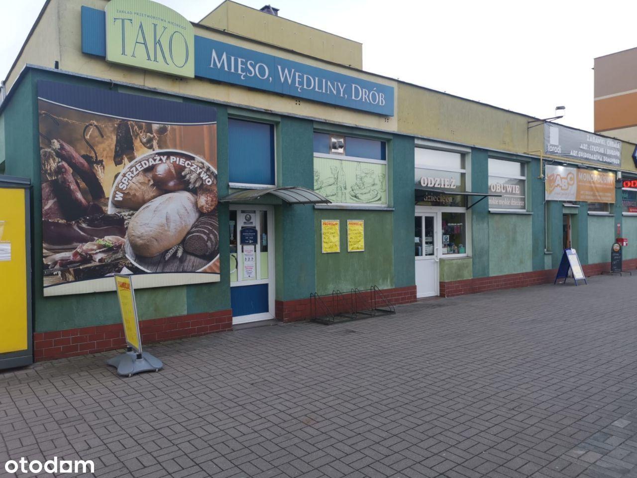 Super lokalizacja * sklep mięsny * lokal w centrum