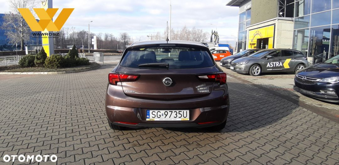Opel Astra Enjoy 1.4 Turbo 125KM Krajowy F VAT23% Od dealera! - 6