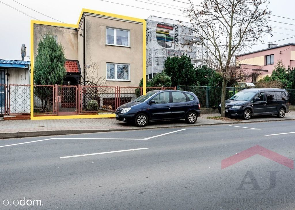 Dom z potencjałem przy ul. Leszczyńskiej!