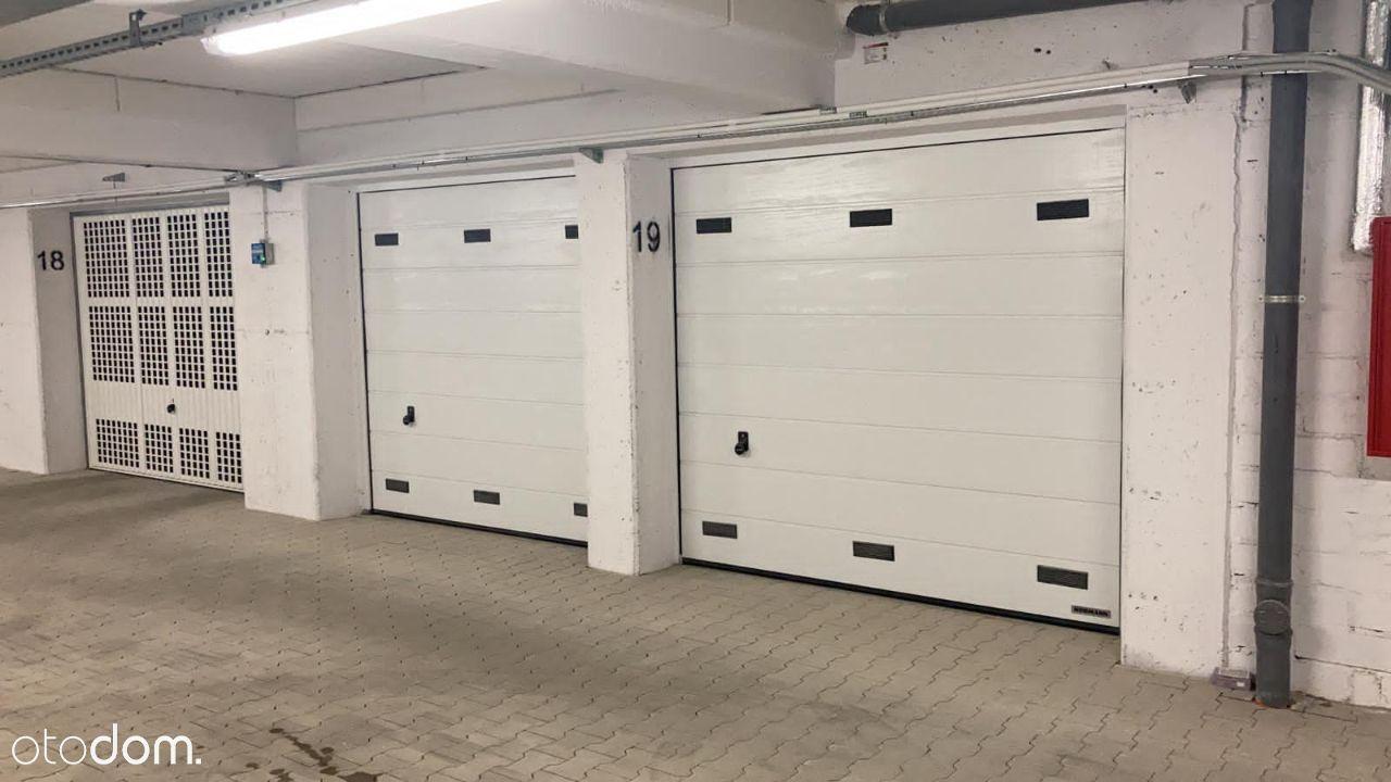 Garaż dwustanowiskowy podziemny ul. Polanka 2 NOWY