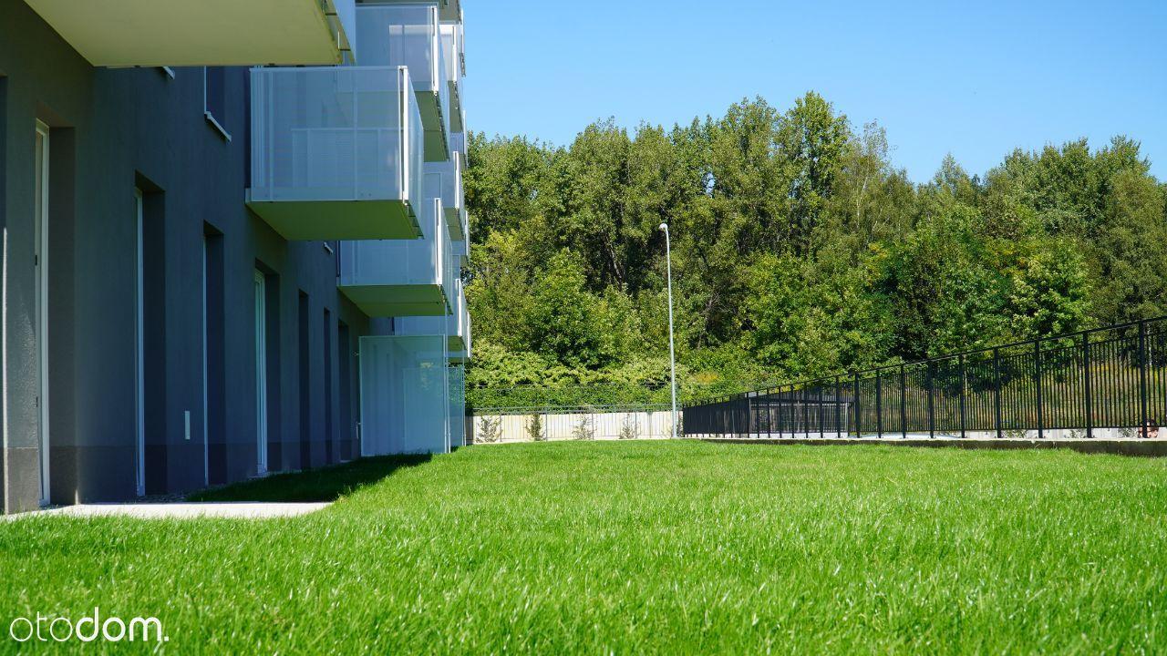 Ustawne 4 pok-Piękny Ogródek-Wysoki Standard