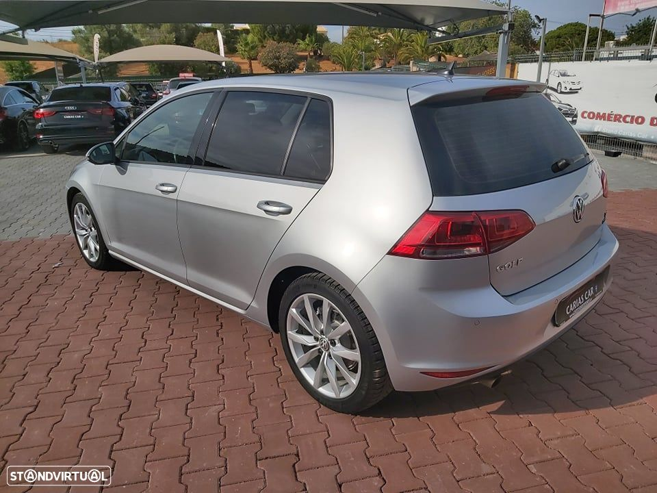 VW Golf 1.6 Tdi Sport - 7
