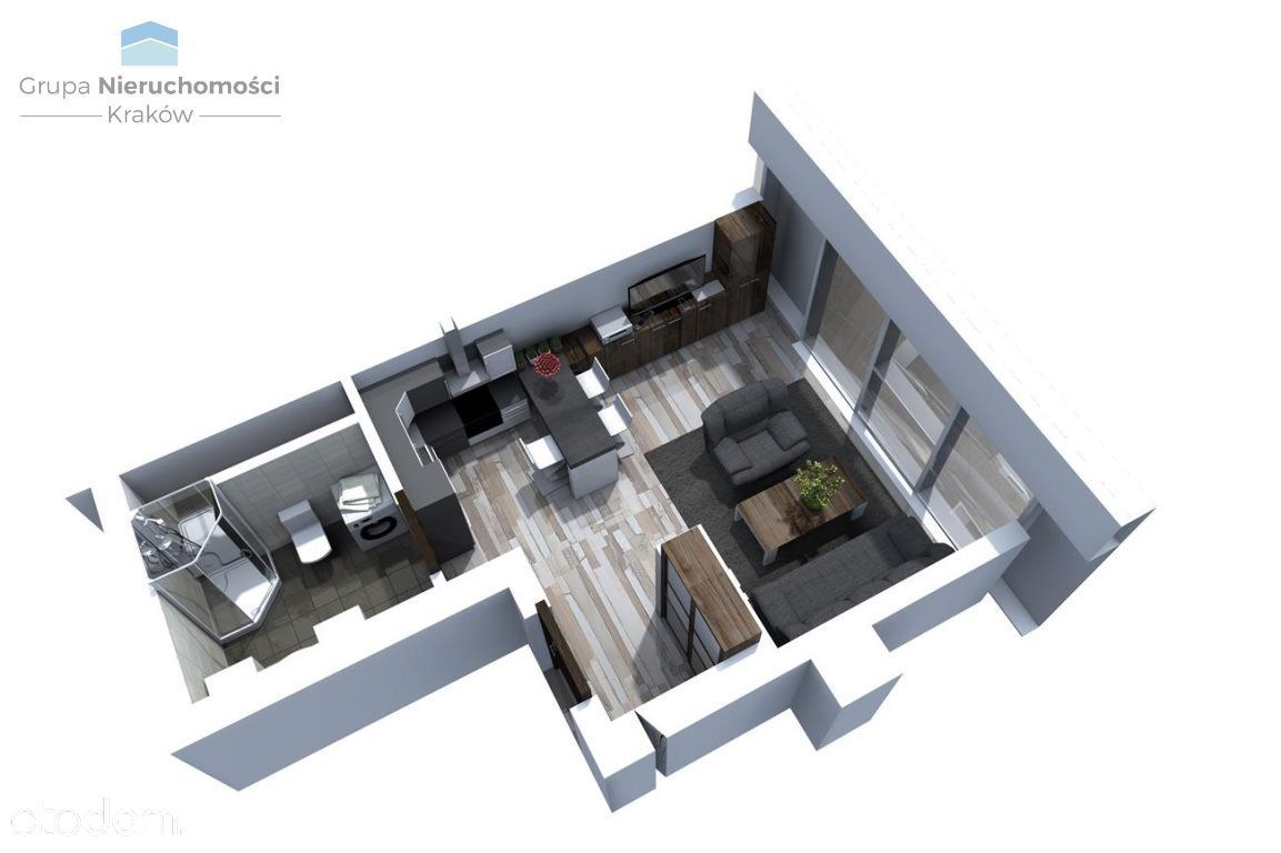 Niebanalna architektura. Luksusowe apartamenty.