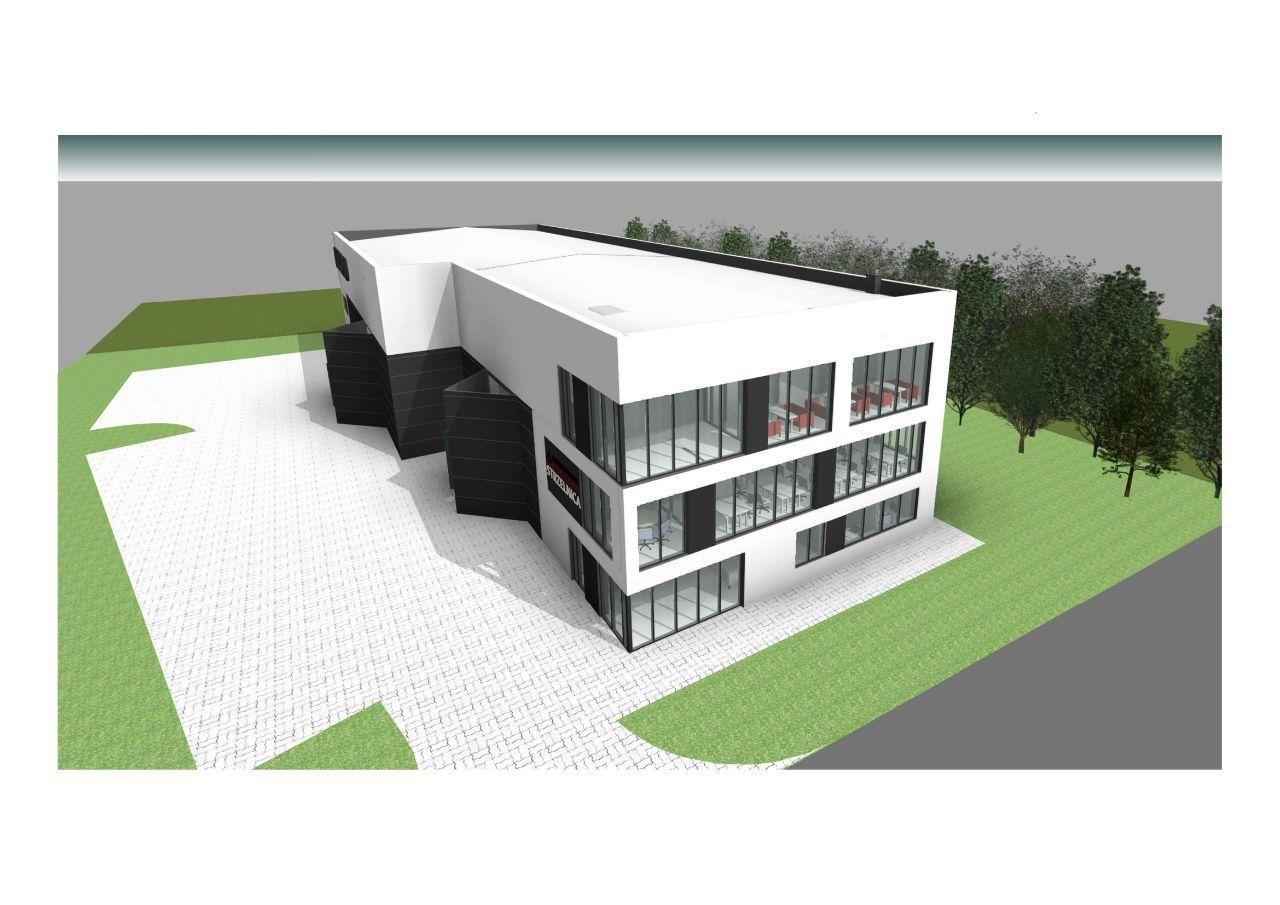 Kokotów - HALA + BIURA - 2248 m2- wynajmę