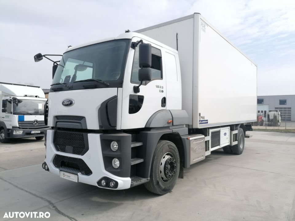 Ford Cargo - 1
