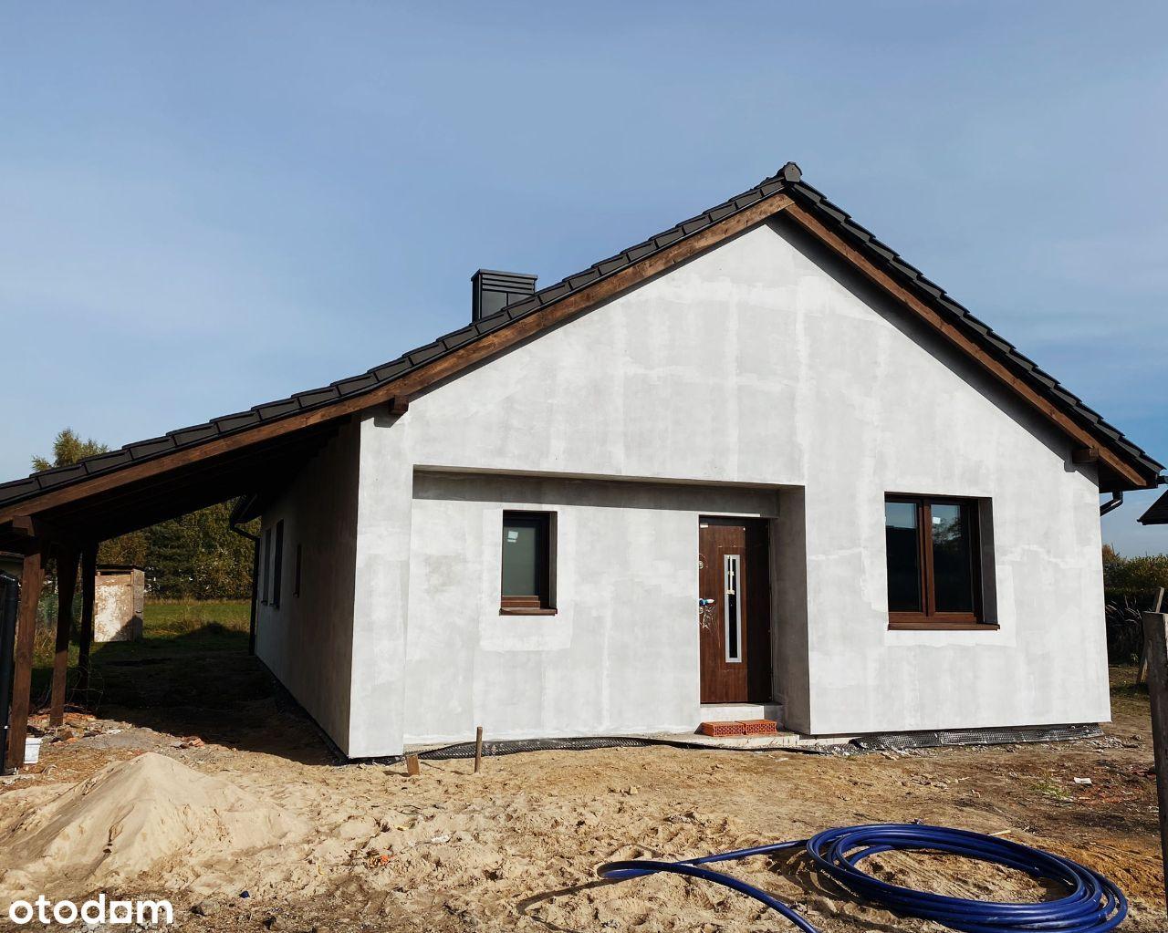 Sprzedam dom parterowy 108m2 w Imielinie