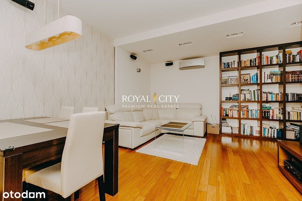 4 pokojowy apartament na Woli, balkon i loggia
