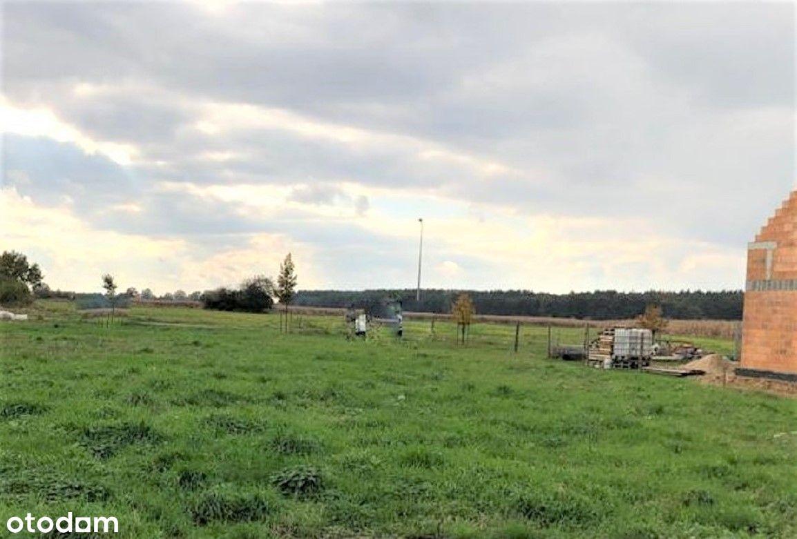 BUDOWLANA - 13 arów __ 12 km do granic Wrocławia