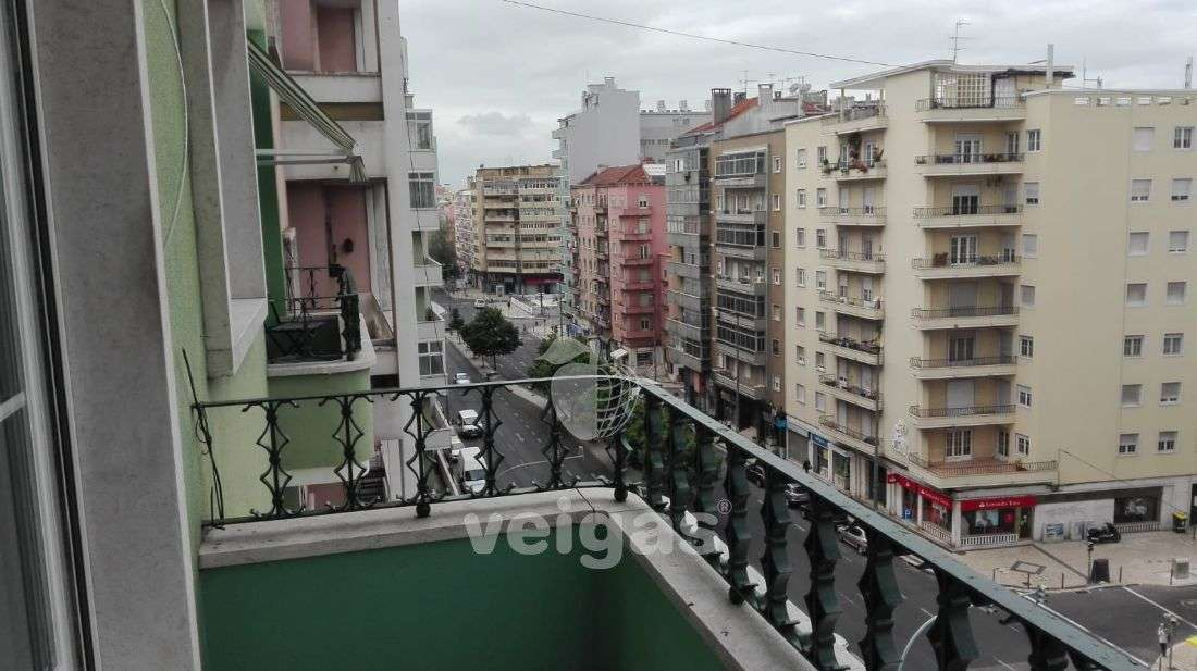 Apartamento para arrendar, Alvalade, Lisboa - Foto 23
