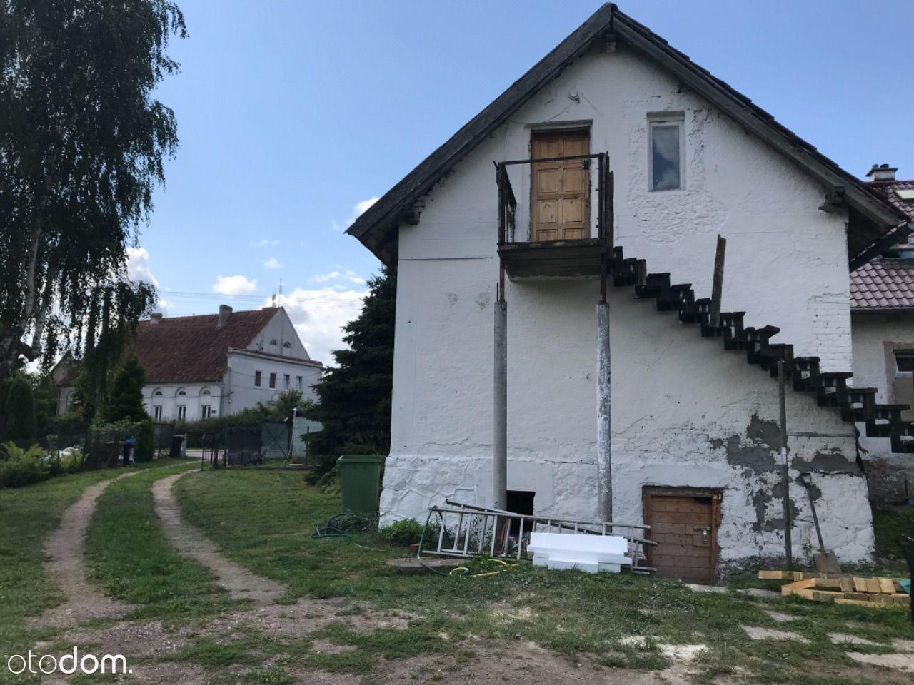 Sprzedam dom wraz z działką budowlaną - Siedliska