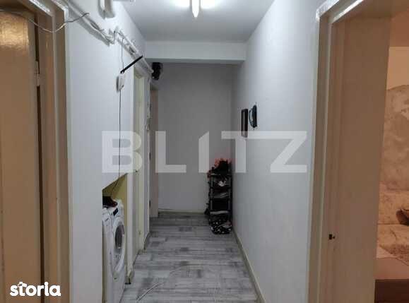 Apartament 3 camere, decomandat, in cartier Dambu, zona Petru Dobra