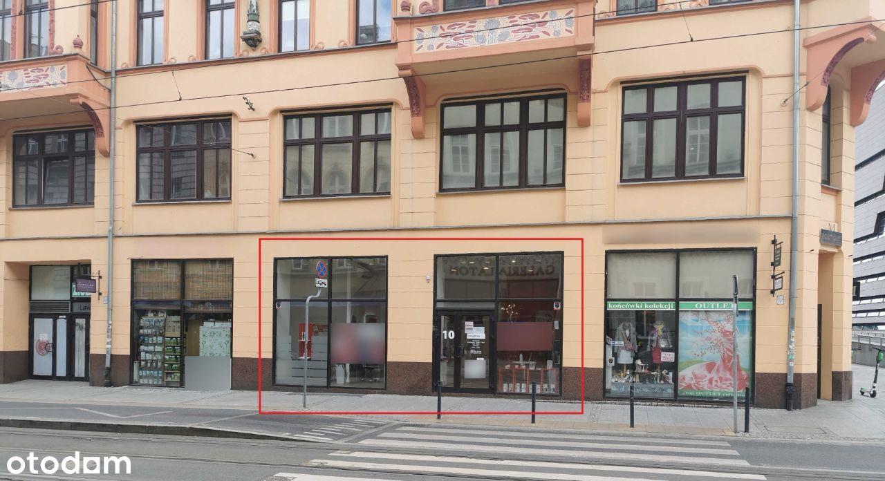 Wynajmę lokal parterowy - centrum Wrocławia